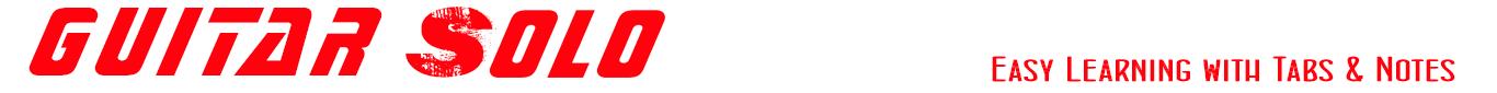 GUITAR SOLO Logo